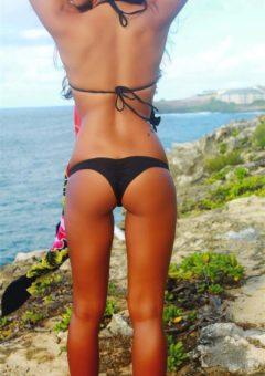 Плавки женские мини-бикини