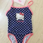 Детский купальник Hello Kitty
